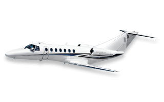 Light Jet<br><h3>CESSNA CJ3</h3>