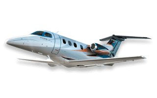 Very Light Jet<br><h3>Phenom 100</h3>