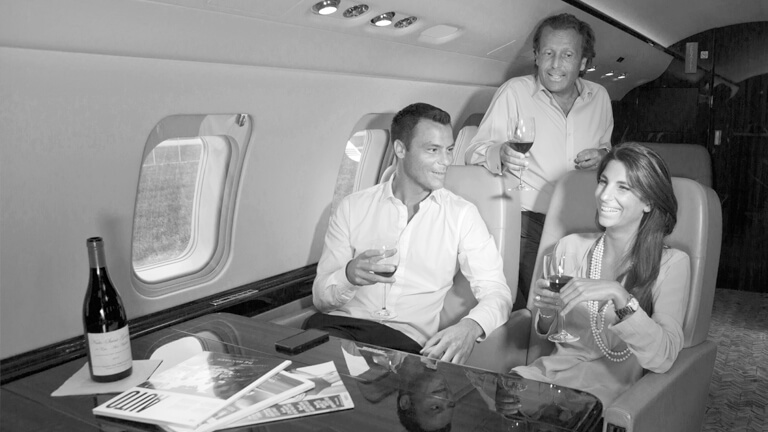Fly7 Charter A Private Jet Jet Hire